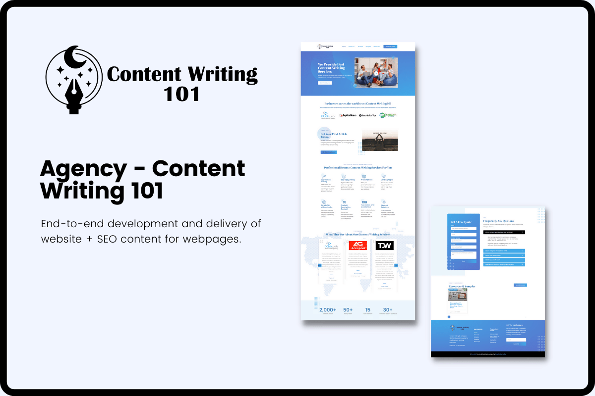 Content Writing Company In Nashik